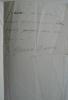 Lettre autographe, signée, non datée (12 lignes). Projet pour une publication dans une revue. Pliure, légèrement froissée et défraîchie, petits ...