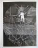 """Jean Babilée sur scène. Photographie originale (24 x 18,2 cm), non datée, prise par """"Le Provençal"""" Service photographique, 75, rue Francis Davse, ..."""