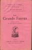 LES GRANDS FAUVES ouvrage illustré de vingt-cinq photogravures. HACHET-SOUPLET P.