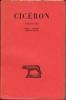 DISCOURS Tome XI. Pour L. Murena. Pour L. Sylla.  Texte établi et traduit par A. Boulanger.. CICERON