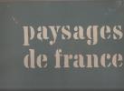 PAYSAGES DE FRANCE. Calendrier ESSO 1956.. ESSO