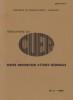 PUBLICATIONS DU CUER N°3 - 1980 . Centre Universitaire d'Etudes Régionales