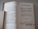 Mémoires de Henri de CAMPION, contenant des faits inconnus sur partie du règne de Louis XIII et les onze premières années de celui de Louis XIV, ...
