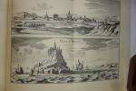 Topographie - Topographia Galliae - France - III : Angers - Angoulême - Avignon - Bordeaux - Bourges - Brest - Caen - Chartes - Dieppe - Grenoble - La ...