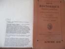 Revue nobiliaire historique et biographique -  Fondée par M. Bonneserre de Saint-Denis - Publiée par L. Sandret. Table sommaire : Une sépulture aux ...