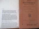 Revue nobiliaire historique et biographique -  Fondée par M. Bonneserre de Saint-Denis - Publiée par L. Sandret. Table sommaire : De l'origine de la ...