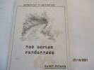 Nos vertes randonnées - Saint Renan - (Keredec, Keranflech, Curru, Kerléan, etc..) Bretagne. LE BIHAN, Madame - Syndicat d'initiative de Saint-Renan