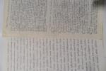 Collectanea Cartusiensia - Séries: Analecta Cartusiana - 82:1 - Lettre du prieur Guigues Ier à un ami sur la vie solitaire / Gaston Hocquard     - Les ...