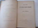 Traité d'Arquebuserie de Arthur NOUVELLE(1. Principes fondamentaux de la construction des armes de chasse et considérations qui s'y rapportent. - 2. ...