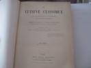 Gastronomie - La Cuisine classique - Études pratiques, raisonnées et démonstratives de l'école française, par DUBOIS & BERNARD - Un des plus grands ...