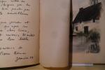SAVENAY - Livre d'or du château de Therbé - Propriété de Mr & Mde LINN..