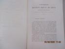 Notice sur monseigneur Pierre-joseph-Georges PIGNEAU de BEHAINE, Evêque d'Adran et Prince de Cochinchine....Publiée pour la Première fois dans le ...