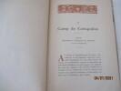 Bretagne - Le camp de Coetquidan- Anciens monuments et seigneuries qui existaient sur son territoire et vues lithogravées (Génalogie, Familles Augan ...