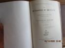 La Métropole de Bretagne - Chronique de Dol composée au XIe siècle et catalogues des Dignitaires jusqu'à la Révolution, SUIVI de : Histoire féodale ...