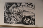 Arnulfe le Faon de Mathieu VARILLE & Jean CHIEZE (Histoire d'un Templier).. Mathieu VARILLE - illustrations de Jean CHIEZE