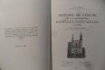 PARIS - Histoire de l'Eglise et de la Paroisse Saint-Leu-Saint-Gilles à Paris. Dr M. VIMONT