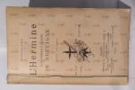 L'Hermine - Revue littéraire et artistique de Bretagne - 20ème année, Tome XXXIX , 1, 2, 3 & 5 ème livraisons, 20 Octobre  1908/ 20 février 1909 - ...