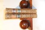 Dictionnaire raisonné des Domaines et Droits domaniaux;  Des droits d'échange, et de ceux de contrôle des actes des notaires et sous signatures ...