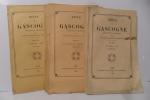Revue de Gascogne - Bulletin Mensuel de la Société Historique de GascognePrincipaux articles: Ambassade du duc de Grammont en Espagne - Les Capucins à ...