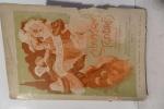 Chansons Tendres, Préface, couverture, aquarelles et dessins hors texte par Léonce Burret. Paul  DELMET - Léonce BURRET