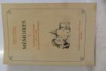 Mémoires ou la Révolution Française vue et vécue par une aristocrate charentaise. Élizabeth de Roffignac, Comtesse deVassoigne - Introduction de G. ...
