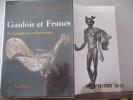 Gaulois et Francs, de Vercingétorix à Charlemagne de Robert Latouche . Robert Latouche ' 1881-1973)