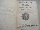Almanach royal pour l'an MDCCCXXVIII, présenté à sa Majesté .