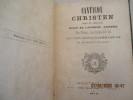 Canticou christen troet en Brezounec deus al levriou santel kan christen, kan scoliou d'an dud Yaouank Ha remerkou Religius MONTROULEZ, J. Haslé, 1870 ...
