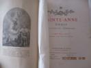 Sainte-Anne d'Auray - Histoire du pèlerinage, par Max. Nicol . Max. Nicol