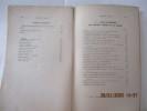 Guide Archéologique du congrès de Brest-Vannes 1914 de  E. lefevre-pontalis, A. de La Barre de Nanteuil, R. Grand, I .Lecureux, R. Michel dansac et H. ...