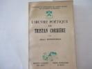 L'oeuvre poétique de Tristan Corbière de Albert Sonnenfeld. Albert Sonnenfeld