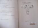 Tello - Vingt campagnes de fouilles (1877 - 1933)(ouvrage présentant les découvertes faites sur le site de Tello en Basse-Mésopotamie). A. PARROT