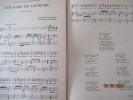 Chansons populaires de Haute Bretagne, Ritournelles et Harmonisations de Maurice Duhamel(A la claire fontaine - A lorient vient d'arriver - Au beau ...