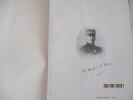 Le Général Durand de VILLERS - Lorraine . Général Durand de VILLERS