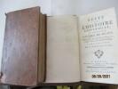 Discours sur l'histoire universelle a Monseigneur le Dauphin, pour expliquer la suite de la religion & les changements des Empires - I) Depuis le ...