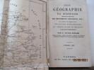 Bretagne - Morbihan - 3 Ouvrages:I) Petite Géographie du Morbihan, contenant la description des Monuments Celtiques, etc..., les opinions des ...