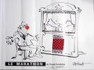 Le Marathon. . [Confortès Claude] Pécub: