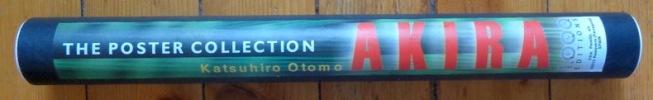 Akira - The poster collection. . Otomo Katsuhiro: