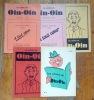 Les cahiers de Oin-Oin. .