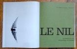 Le Nil. Des sources  la mer, des pyramides aux barrages. . Grindat Henriette, Favrod Charles-Henri: