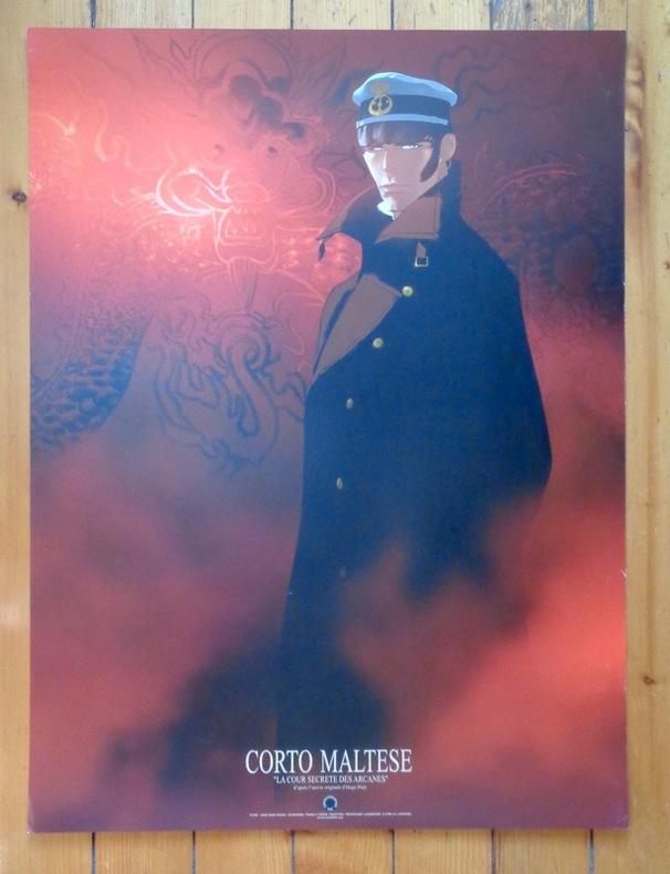 Corto Maltese. La cour secrète des Arcanes. . Pratt Hugo: