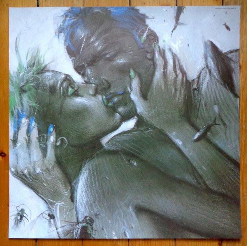 Tu m'aimes? (2) (50 x 50). . Bilal Enki: