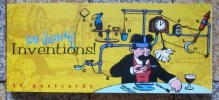 Inventions! 30 Rube Goldberg Postcards. . Goldberg Rube: