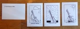 Four Seasons Guitar / Les quatre saisons de la guitare / gitaarprentjes. . Swarte Joost: