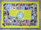 Le jeu de l'oie du Journal Tintin. . [Hergé, Edgar P. Jacobs et al.]: