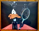 Daffy Duck (raquette). . Warner Bros: