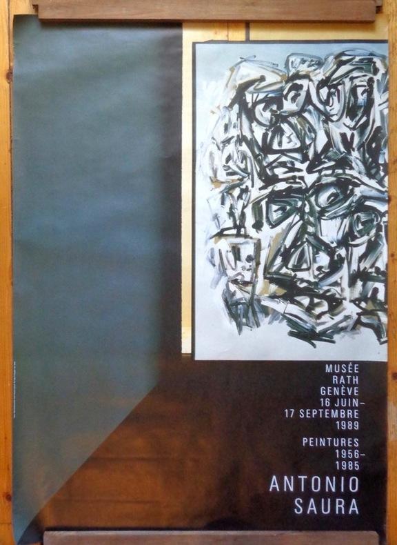 Peintures 1956-1985 - Format mondial. . Saura Antonio: