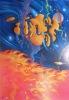 Jimi Hendrix - Affiche recto-verso. . Pontiac Peter: