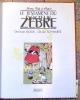 Le testament du docteur Zèbre. . Goux Christian, Olivier Schwartz: