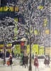 [Promenade citadine en hiver suisse]. . Wetli Hugo: